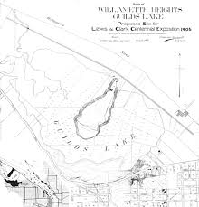 Lewis And Clark Map Guild U0027s Lake