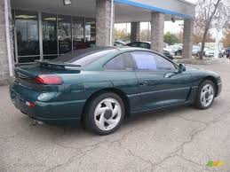 dodge stealth 1994 emerald green pearl metallic dodge stealth r t turbo