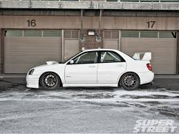 slammed subaru wrx 2005 subaru impreza wrx sti the fairest one of all super