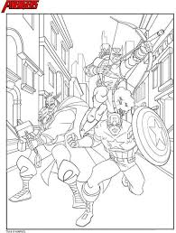 avengers coloring pages printable regarding inspire to color an