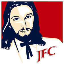 Memes Kfc - jesus fried chicken kentucky fried chicken kfc know your meme