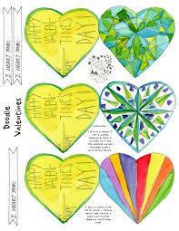 doodle valentine free printable fortune cookie style u2013 nomadic
