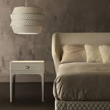 Modern Furniture Showroom by Rugiano Furniture Beds Bedroom Night Table Lamp Chandelier