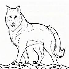 print u0026 download peter and the wolf coloring pages