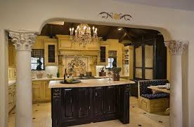 Kitchen Designs Ideas Pictures by Old World Kitchen Designs