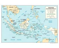 Singapore Map Asia by Maps Of Indonesia Detailed Map Of Indonesia In English Tourist