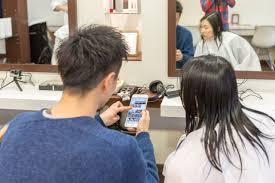 japanese hair tokyo hair salon nalu 76 cafe your haircut in japan