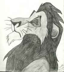 scar from the lion king by jojomudkip on deviantart