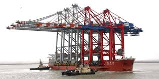Zpmc Container Cranes Heavy Lift Specialist