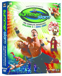 amazon com wwe summerslam the complete anthology volume four