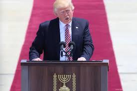 donald trump israel trump expresses doubts that israel palestinian peace deal possible