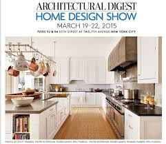 architectural digest home design show hours modest design home show kind finds from the 2015 architectural