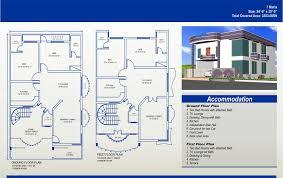 civil engineering drawing house plan