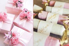 How To Wrap Wedding Gifts - 5 customised packing ideas for your wedding gifts