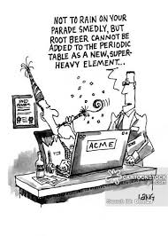 Beer Periodic Table Periodic Table Cartoons And Comics Funny Pictures From Cartoonstock
