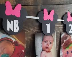 minnie mouse 1st birthday party ideas mickey mouse banner etsy