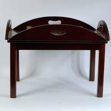 Bombay Coffee Table Bombay Coffee Table Furniture Company Cherry Butlers Tray Table