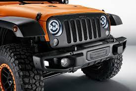 jeep wrangler light grey mopar brings three rugged jeep show cars to frankfurt