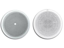 lautsprecher badezimmer busch audioworld einbau lautsprecher für trockenräume und