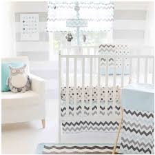 White Crib Set Bedding The Peanut Shell 4 Baby Crib Bedding Set Grey Clouds And