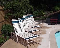Outdoor Pool Furniture by Paul E From New Jersey Finished His Pool Furniture Vinyl