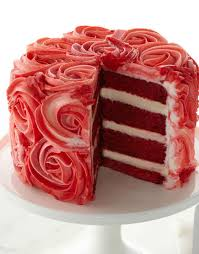 red velvet rose delight from cake bakery in gurgaon gurgaonbakers