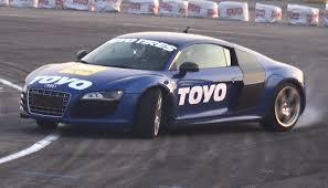 Lamborghini Murcielago Drift Car - audi r8 drift car with rwd hydraulic handbrake raced by valentino