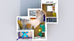 3d floor plans renderings