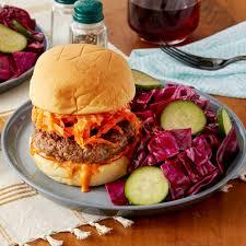 sriracha mayo nutrition recipe lemongrass burgers u0026 cabbage slaw with sriracha mayonnaise