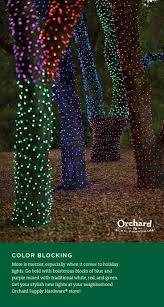 Red And White Christmas Lights by 12 Best Holiday Diy Images On Pinterest Orchard Supply Orchards