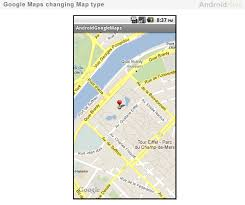 android map android working with maps
