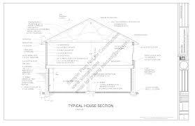 cad house plans sds233 contractor spec house plan 3 bdrm 2 bath main 1367 sq ft