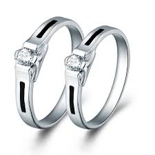 rings of men aliexpress buy rings of marriage to men and women silver