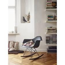 chaise bascule eames fauteuil à bascule rar winter vitra black collection