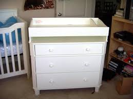 White Dresser Changing Table Combo Espresso Changing Table Dresser Combo Home Design Ideas