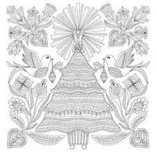 mary engelbreit coloring pages print adults christmas tree in nature coloring pages christmas