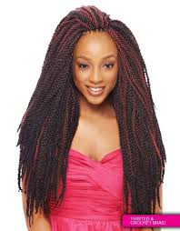 twisted hair for chrochet janet collection noir crochet braid 2x tantalizing twist braid