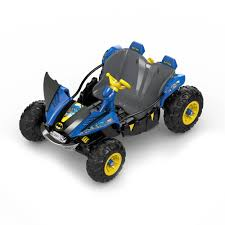 batman jeep power wheels batman dune racer battery powered ride on walmart com