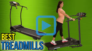 top 10 treadmills of 2017 video review