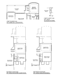 plan f765 cross creek ranch 65 in fulshear tx floor plan3