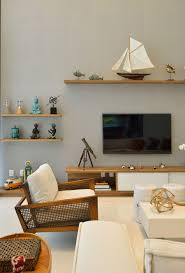 nautical themed living room beach house reinventing the nautical theme with contemporary panache