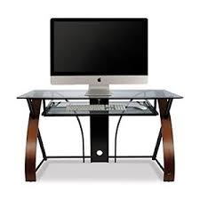 Computer Desk Tray Bell O Cd8841 Computer Desk With Keyboard Tray Espresso Black Ebay