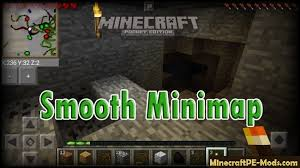 minecraft pocket edition apk 0 9 0 smooth minimap mod for minecraft pe 1 2 10 1 2 9 1 2 8 1 2 7