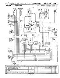 wiring diagram 68 camaro wiring diagram manual free camaro wiring