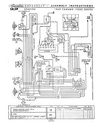 1969 camaro wiring diagram 68 camaro wiring diagram manual tamahuproject org