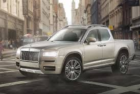 rolls royce truck a lamborghini bentley and rolls royce reimagined as pickups