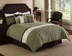 Olive Bedding Sets Olive Green Comforter Set Thechickenmanartwork