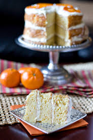 orange tres leches layer cake recipe on we heart recipes