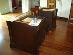 kitchen island base cabinets articles with how to build a portable kitchen island using base
