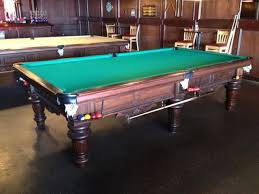 golden west billiards pool table price golden west vintage pool table mahogany solid wood with exotic